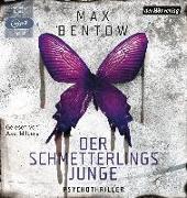 Cover-Bild zu Der Schmetterlingsjunge von Bentow, Max
