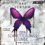 Cover-Bild zu Der Schmetterlingsjunge (Audio Download) von Bentow, Max