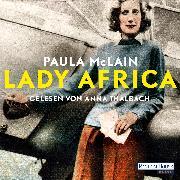 Cover-Bild zu McLain, Paula: Lady Africa (Audio Download)