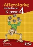 Cover-Bild zu Affenstarke Knobelkartei Band 4 von Lohr, Nicole