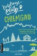 Cover-Bild zu Lieblingsplätze Chiemgau (eBook)