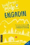 Cover-Bild zu Lieblingsplätze Engadin (eBook)
