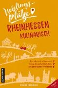 Cover-Bild zu Lieblingsplätze Rheinhessen kulinarisch (eBook)