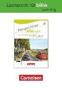 Cover-Bild zu Perspectives - Allez-y !, B1, Kurs- und Übungsbuch als E-Book mit Audios und Videos, Gedruckter Lizenzcode für BlinkLearning (14 Monate für Lernende)