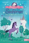 Cover-Bild zu Rahlff, Ruth: Die Schule der Einhörner