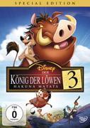 Cover-Bild zu Der König der Löwen 3 - Hakuna Matata von Raymond, Bradley (Reg.)