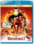 Cover-Bild zu Les Indestructibles 2 von Bird, Brad (Reg.)