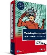 Cover-Bild zu Marketing-Management von Keller, Kevin Lane