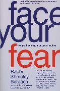 Cover-Bild zu Face Your Fear (eBook) von Boteach, Shmuley