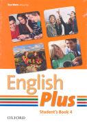 Cover-Bild zu English Plus 4. Student's Book / German Wordlist von Wetz, Ben