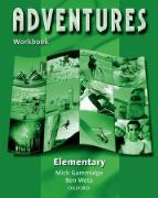 Cover-Bild zu Adventures Elementary: Workbook von Wetz, Ben