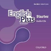 Cover-Bild zu English Plus: Starter: Class Audio CDs von Wetz, Ben
