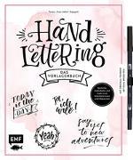 Cover-Bild zu Handlettering - Das Vorlagenbuch - Mit original Tombow ABT Dual Brush Pen von Cappell, Tanja