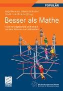 Cover-Bild zu Besser als Mathe (eBook) von Biermann, Katja (Hrsg.)