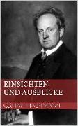 Cover-Bild zu Einsichten und Ausblicke (eBook) von Hauptmann, Gerhart