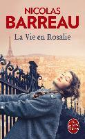Cover-Bild zu Barreau, Nicolas: La vie en rosalie