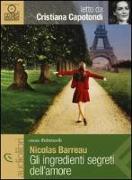 Cover-Bild zu Barreau, Nicolas: Gli ingredienti segreti dell'amore