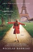 Cover-Bild zu Barreau, Nicolas: INGREDIENTS OF LOVE