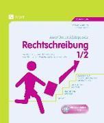 Cover-Bild zu Rechtschreibung, Klasse 1/2 von Aufmuth, Stefanie
