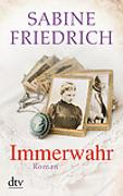 Cover-Bild zu Friedrich, Sabine: Immerwahr