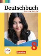 Cover-Bild zu Dick, Friedrich: Deutschbuch, Sprach- und Lesebuch, Erweiterte Ausgabe, 8. Schuljahr, Schülerbuch