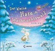 Cover-Bild zu Der kleine Hase im Weihnachtswald von Harry, Rebecca