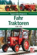 Cover-Bild zu Kaack, Ulf: Fahr-Traktoren