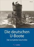 Cover-Bild zu Kaack, Ulf: Die deutschen U-Boote