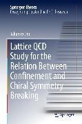 Cover-Bild zu Lattice QCD Study for the Relation Between Confinement and Chiral Symmetry Breaking (eBook) von Doi, Takahiro