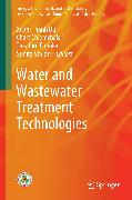 Cover-Bild zu Water and Wastewater Treatment Technologies (eBook) von Varjani, Sunita (Hrsg.)