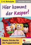 Cover-Bild zu Hier kommt der Kasper (eBook) von Tiemann, Hans-Peter
