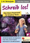 Cover-Bild zu Schreib los! (eBook) von Tiemann, Hans-Peter