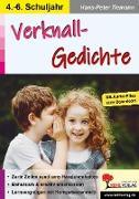 Cover-Bild zu Verknall-Gedichte (eBook) von Tiemann, Hans-Peter
