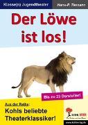 Cover-Bild zu Der Löwe ist los (eBook) von Tiemann, Hans-Peter
