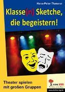 Cover-Bild zu Klasse(n) Sketche, die begeistern! (eBook) von Tiemann, Hans-Peter