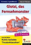 Cover-Bild zu Glotzi, das Fernsehmonster (eBook) von Tiemann, Hans-Peter