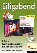 Cover-Bild zu Eiligabend (eBook) von Tiemann, Hans-Peter