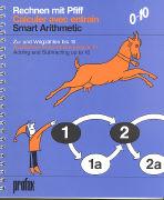 Cover-Bild zu Rechnen mit Pfiff / Calculer avec entrain / Smart Arithmetic 1a/2a. 0-10 von Zimmermann, Gertrud