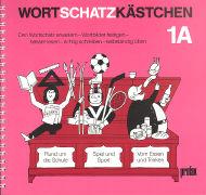 Cover-Bild zu Wortschatzkästchen 1 A von Zimmermann, Gertrud