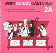 Cover-Bild zu Wortschatzkästchen 2 A von Zimmermann, Gertrud