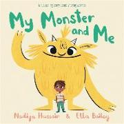 Cover-Bild zu Hussain, Nadiya: My Monster and Me