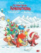 Cover-Bild zu Der kleine Drache Kokosnuss - Weihnachtsfest in der Drachenhöhle (eBook) von Siegner, Ingo