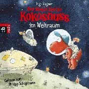 Cover-Bild zu Der kleine Drache Kokosnuss im Weltraum - (Audio Download) von Siegner, Ingo