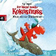 Cover-Bild zu Der kleine Drache Kokosnuss - Witze von der Dracheninsel (Audio Download) von Siegner, Ingo
