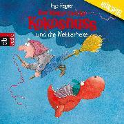 Cover-Bild zu Der kleine Drache Kokosnuss und die Wetterhexe (Audio Download) von Siegner, Ingo