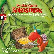 Cover-Bild zu Der kleine Drache Kokosnuss und der Schatz im Dschungel (Audio Download) von Siegner, Ingo
