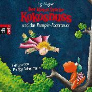Cover-Bild zu Der kleine Drache Kokosnuss und das Vampir-Abenteuer (Audio Download) von Siegner, Ingo