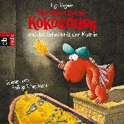Cover-Bild zu Der kleine Drache Kokosnuss und das Geheimnis der Mumie (Audio Download) von Siegner, Ingo