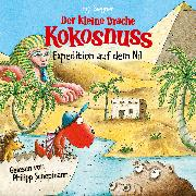 Cover-Bild zu Der kleine Drache Kokosnuss - Expedition auf dem Nil (Audio Download) von Siegner, Ingo