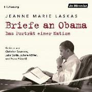Cover-Bild zu Briefe an Obama von Laskas, Jeanne Marie